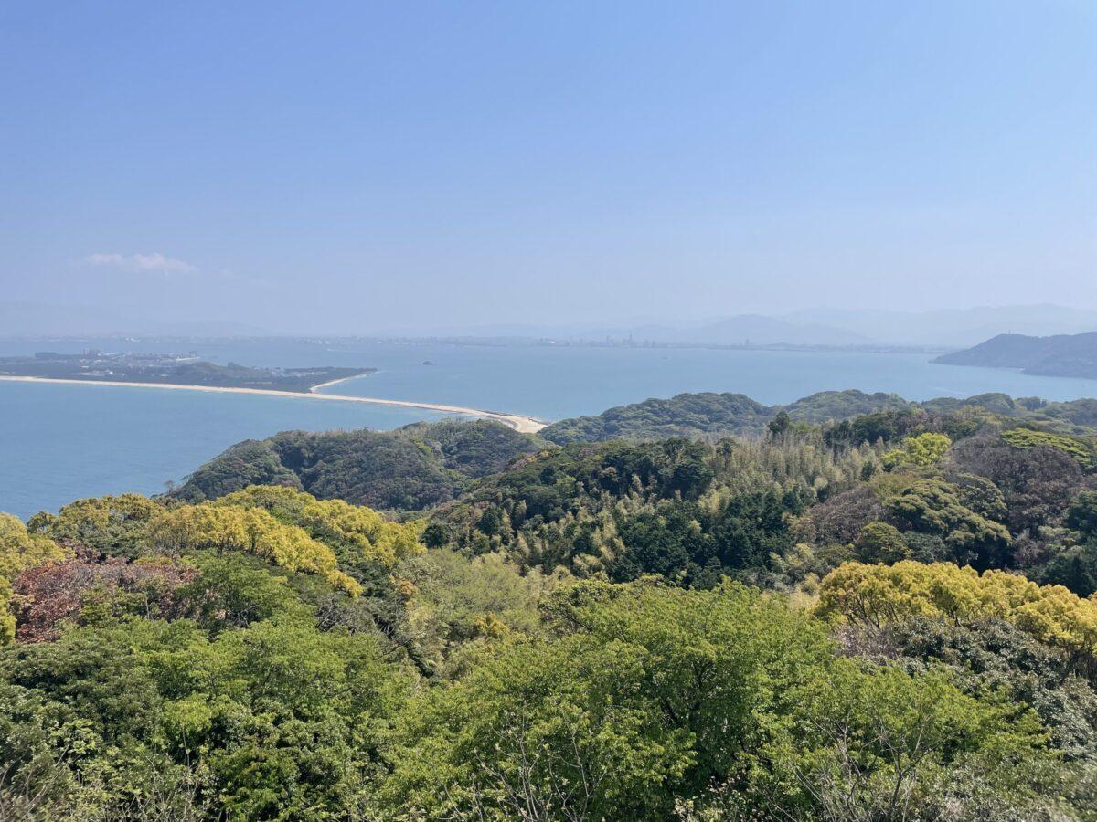 海ノ中道・志賀島コース