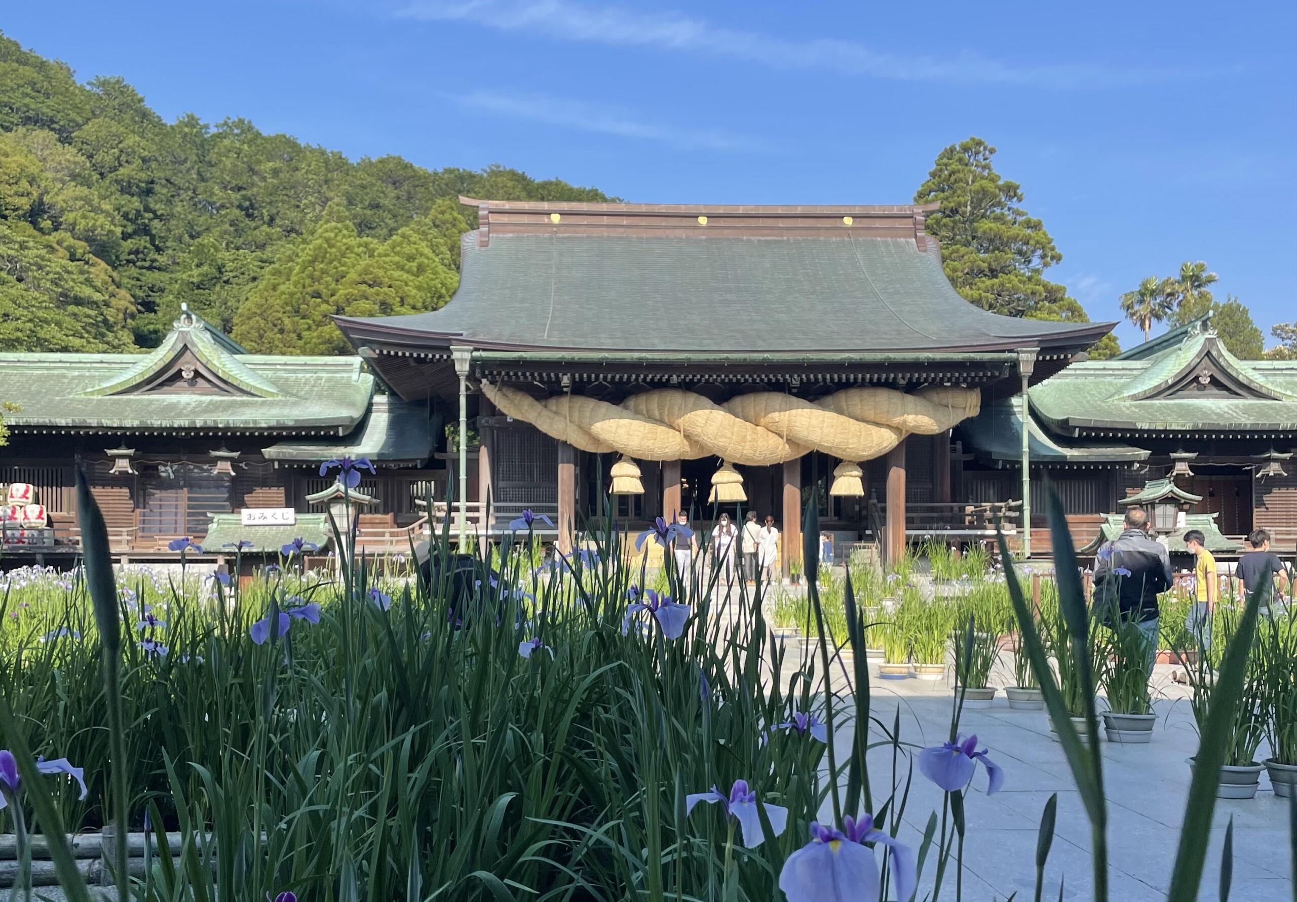 宗像・福津の世界遺産巡りコース